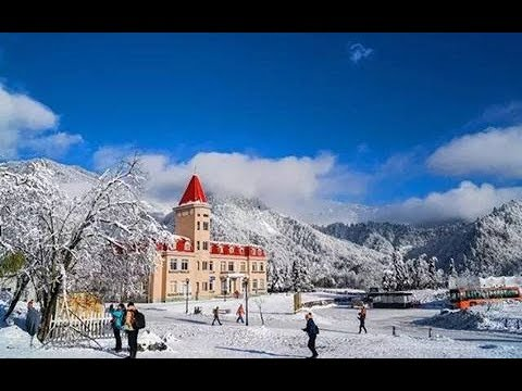 Beautiful China - Xiling Snow Mountain in China's Sichuan | CCTV English