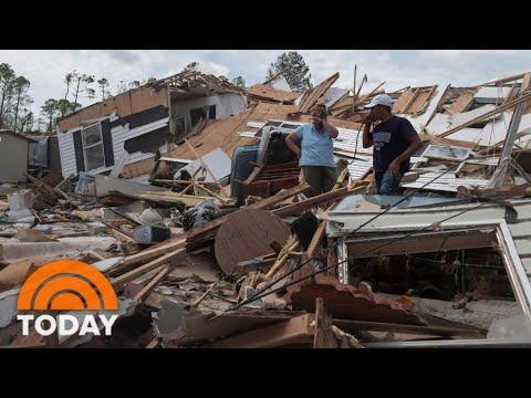 Lake Charles, Louisiana Mayor: 'I Saw Buildings Torn Apart' By Hurricane Laura | TODAY