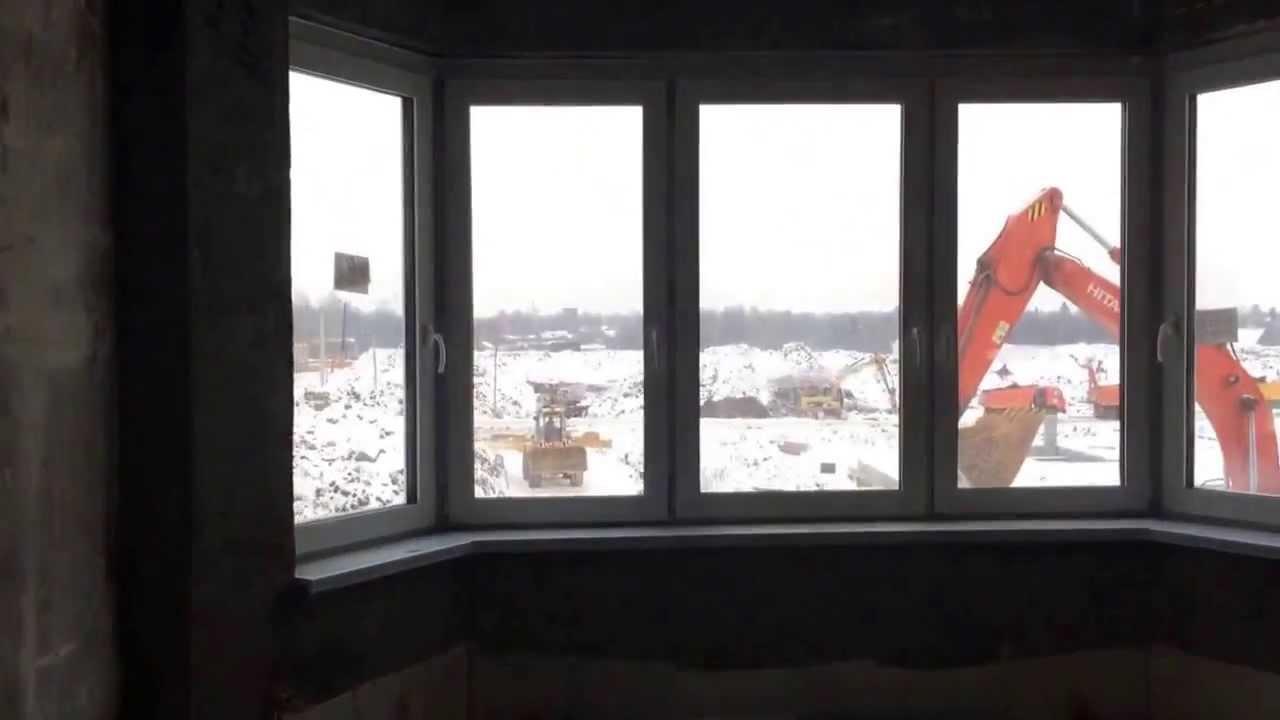 П-44т 2-х комнатная квартира - видео смотреть.