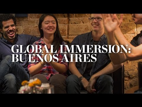 Global Immersion: Buenos Aires
