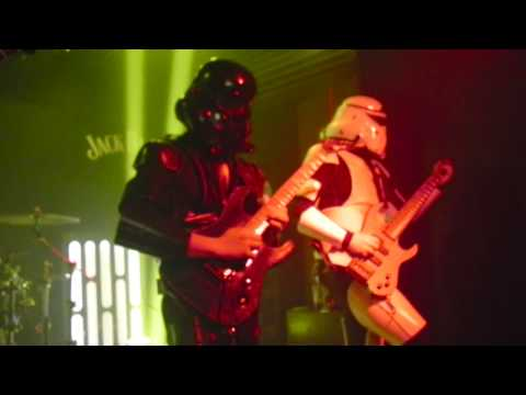 Galactic Empire - Live - Opium - Edinburgh - 11/02/2017 - Star Wars Instrumental Band