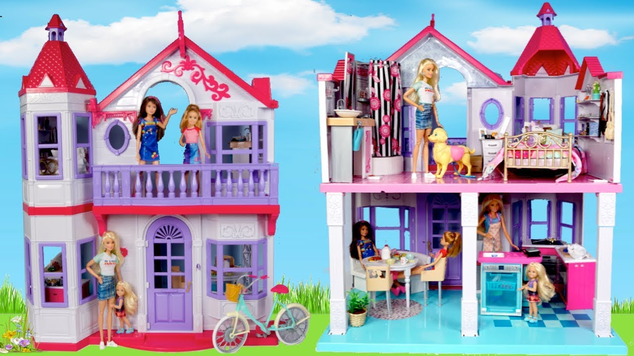 Barbie Dream House Decoration Game - My Games 4 Girls