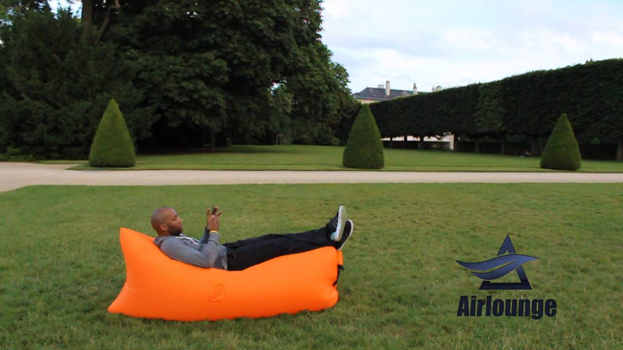 comment gonfler son airlounge original? - youtube
