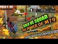 SOLO VS SQUAD PAKE M79 TIDAK ABIS-ABIS Auto Booyah   Garena Free Fire