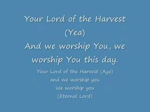 Fred Hammond: Your my daily bread/ Your Lord of the Harvest