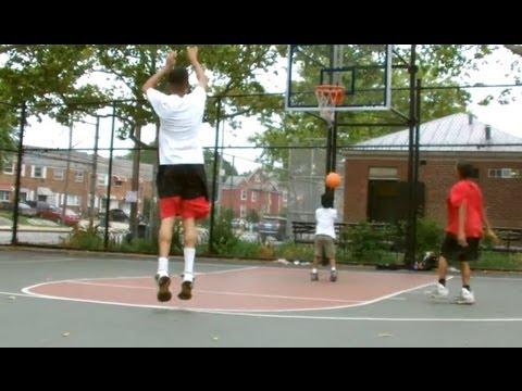 New! Basketball Shooting Game Called