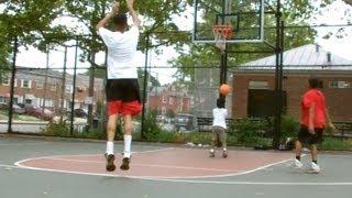 """New! Basketball Shooting Game Called """"fireball"""""""
