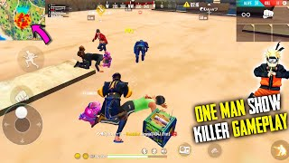 Unbeatable 20 Kills Total In Free Fire | King Of Factory Fist Fight | Garena Free Fire - P.K. GAMERS