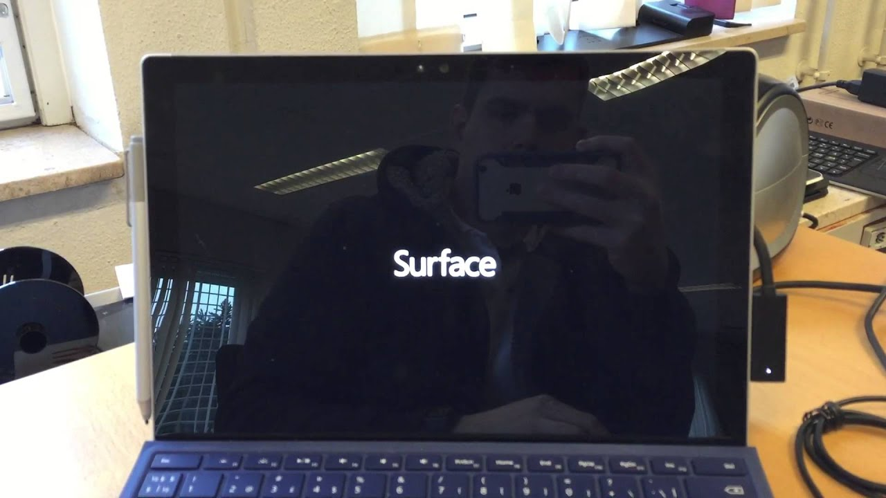 Dead Surface Pro 4 Battery Youtube