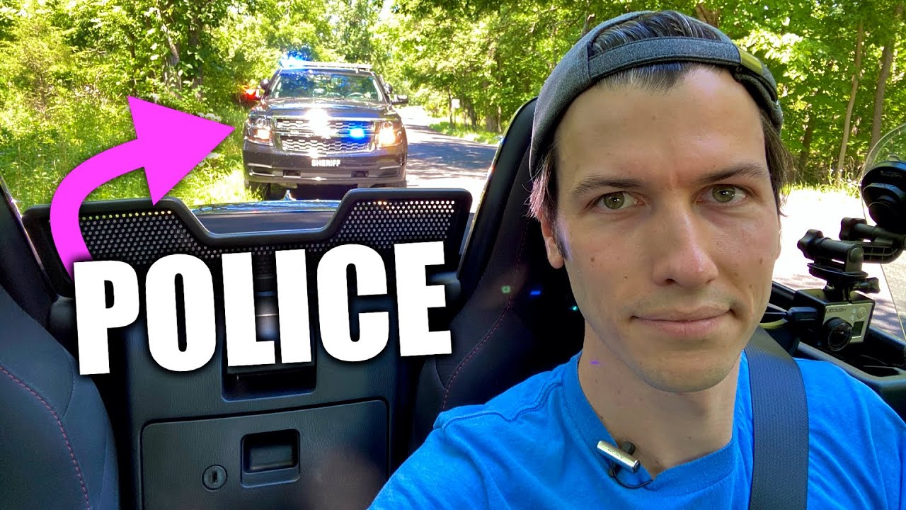How Fast Is My Supercharged Mazda Miata? Police Not Impressed