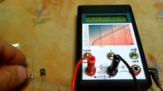 LCM3 ESR Meter