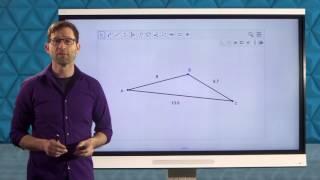 Common Core Geometry.Unit #1.Lesson #1.Points, Distances, and Segments