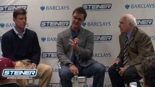 Why Don Mattingly Retired(Steiner Sports Exclusive)