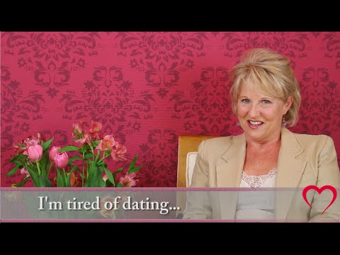 What to do when you just feel so tired of dating? from YouTube · Duration:  1 minutes 32 seconds