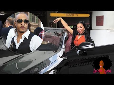 "TI Tells Tiny To ""DO HER OWN THING"" On Her Birthday On IG Live, Then Gives Her A Brand New Car"