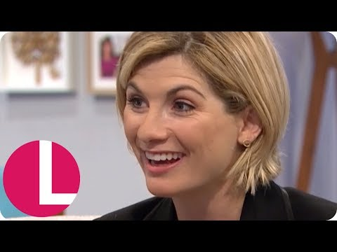 Jodie Whittaker's Reaction to Landing the 'Doctor Who' Role  Lorraine
