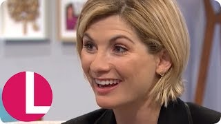 Jodie Whittaker's Reaction to Landing the 'Doctor Who' Role | Lorraine