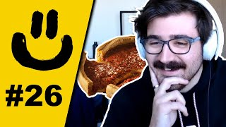 Arguing Over Pizza with Eddy Burback - Lunch Club Podcast #26