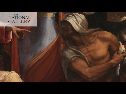 The Raising of Lazarus  | The Credit Suisse Exhibition: Michelangelo & Sebastiano | National Gallery