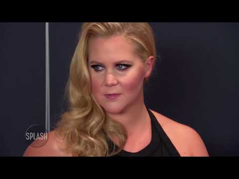 Amy Schumer's last minute wedding gown | Daily Celebrity News | Splash TV