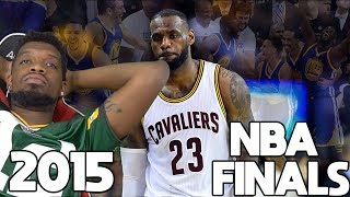 IMPOSSIBLE TO WATCH.. 2015 NBA Finals: Warriors vs Cavaliers in 11 minutes