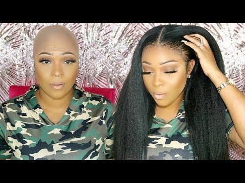 Bye Bye Got2B Glued | Bald/Stocking Cap Method | Step By Step | Flawless Lace Frontal Install