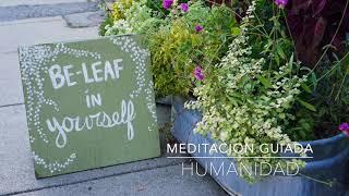 HUMANIDAD: Meditacion Guiada de 3 Minutos | A.G.A.P.E. Wellness