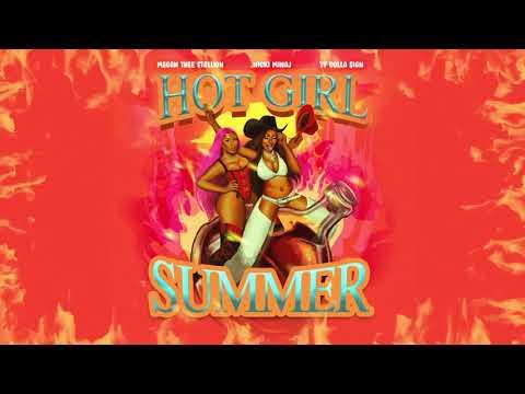 Megan Thee Stallion   Hot Girl Summer Ft. Nicki Minaj & Ty Dolla $ign