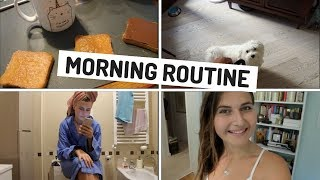 MORNING ROUTINE - Post Summer Edition | Margherita Savelli ♡