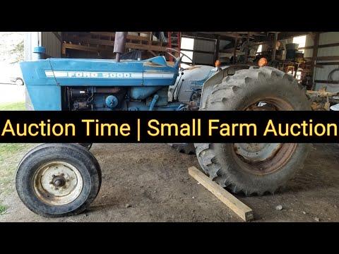 Auction Time   Small Farm Auction