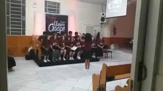 Congresso Adolescentes ESPÍRITO DE DEUS (IEAD)