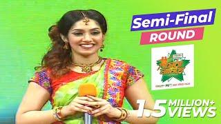 Mangolee Channel I Shera Nachiye, Season 3, Semi-Final Round - Ridy Sheikh