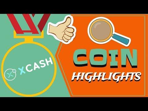 Coin Highlights | X-CASH (XCA)