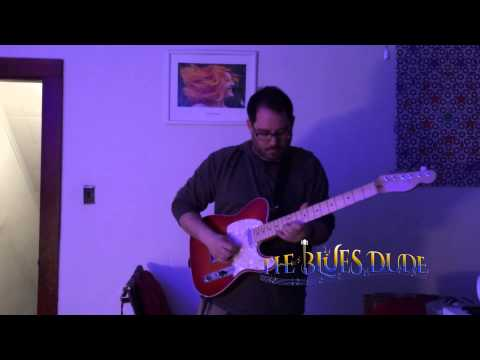 The Blues Dude Goes to Nashville TN - Music City