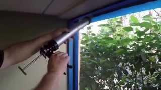 Safety Window Film Dow 995 - By WindowTintLA.com Los Angeles Security Window Tint
