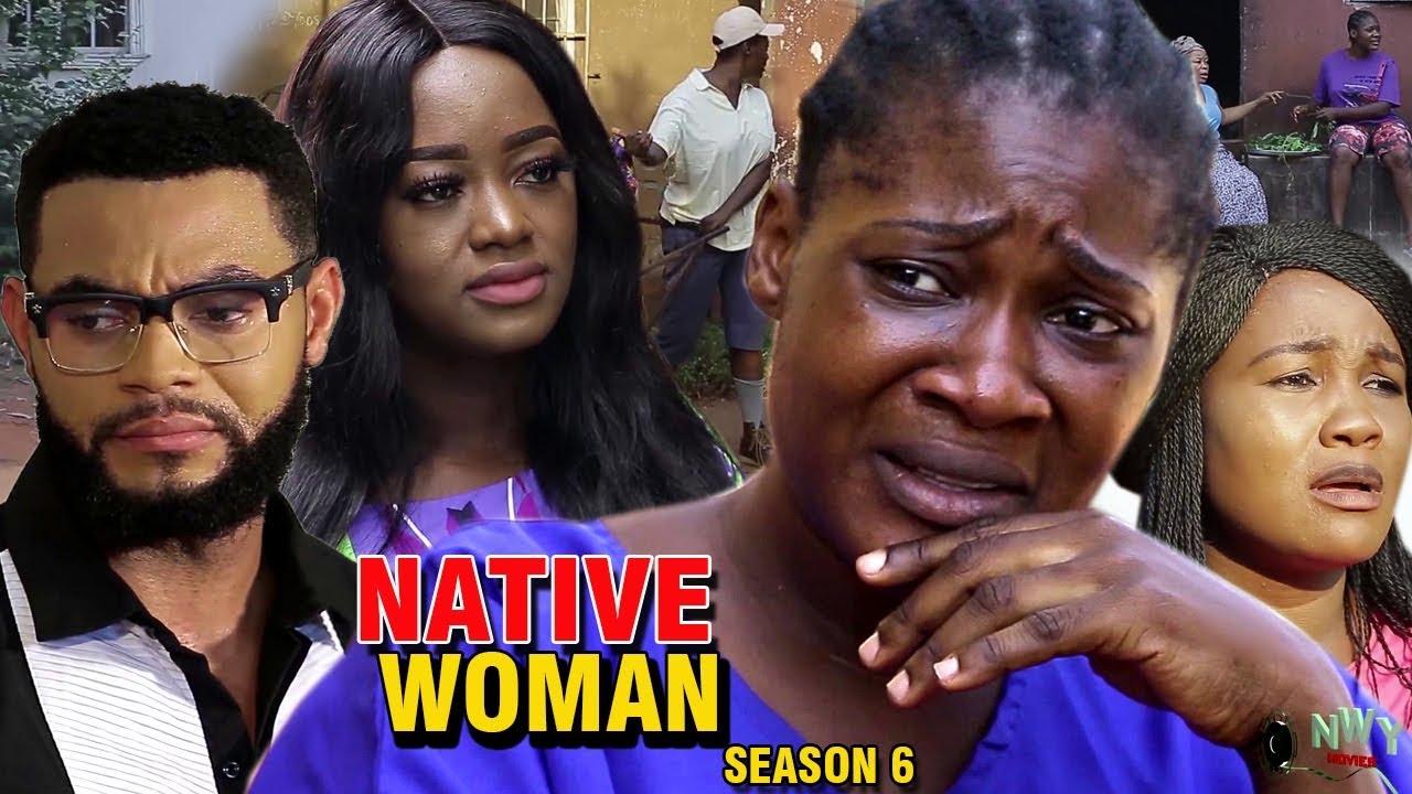 NATIVE WOMAN PART - 6