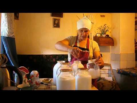 Как сделать масло из козьего молока