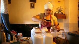 видео: Изготовление масла из козьего молока. Часть 1
