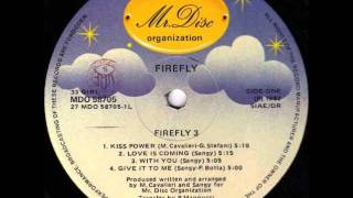 Firefly - I Just Want To Be Your Lover