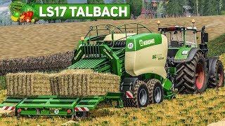 LS17 Talbach #12: Die KRONE Ballenpresse BiG Pack 1290 HDP! | Landwirtschafts Simulator 2017