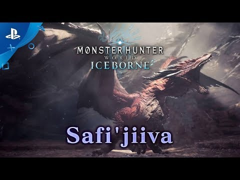 Monster Hunter World: Iceborne - Safi'jiiva Siege Trailer | PS4