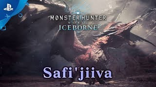 Monster Hunter World: Iceborne - Safi'jiiva Siege Trailer | PS4