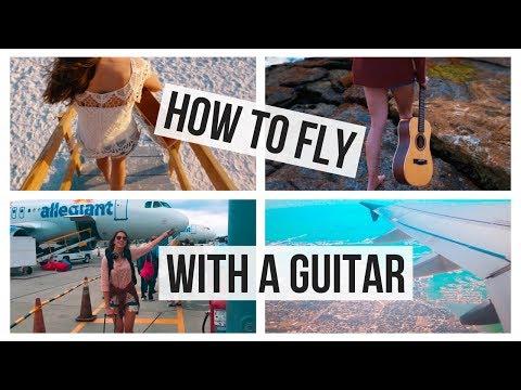 10-tips-for-flying-✈-your-guitar-//-travel-hacks
