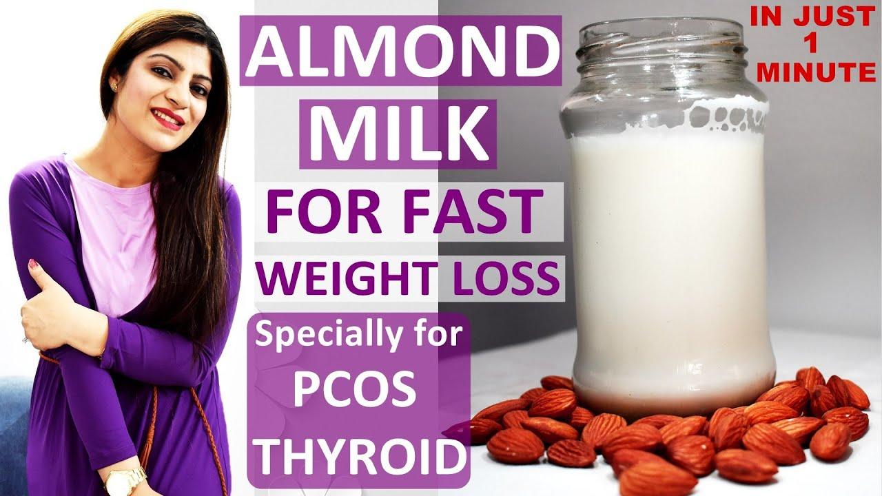 milk diet to lose fat