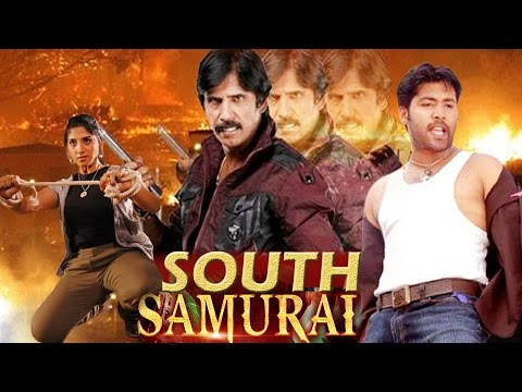 South Samurai - Dubbed Hindi Movies 2016...