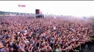 Pendulum - Propane Nightmares Live Glastonbury 2009