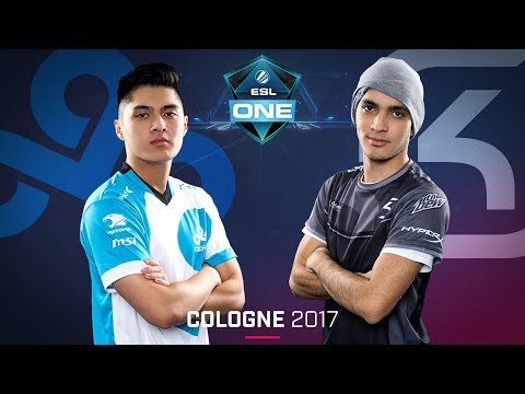 CS:GO - Cloud9 vs. SK [Train] Map 2 - Grand Final ESL COLOGN