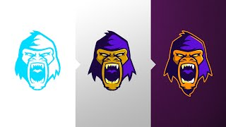Mascot Logos! A quick process