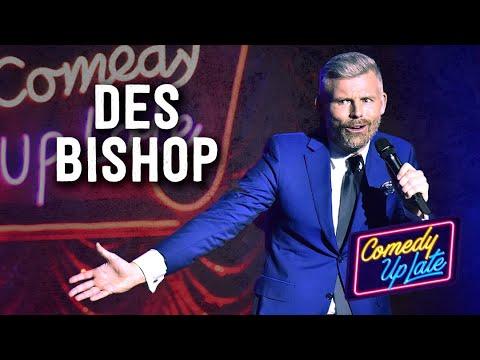 Des Bishop - Comedy Up Late 2017 (S5, E1)