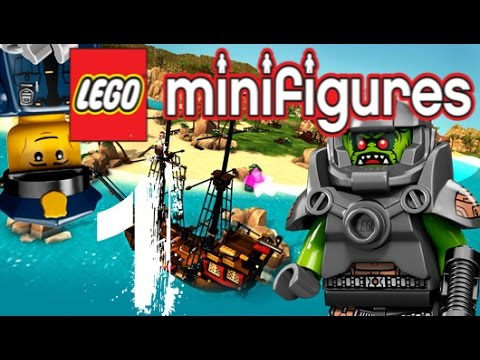 Let's Play LEGO Minifigures Online: Part 1 [German] Tutorial und ...